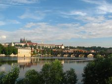 Praga, foto: Štěpánka Budková