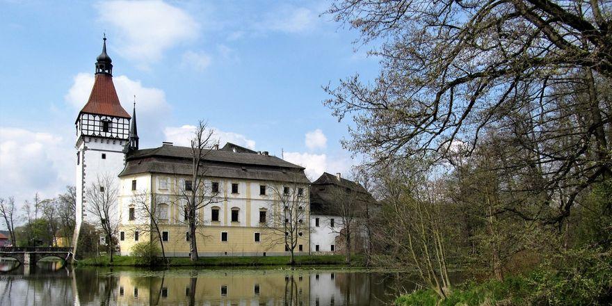 Blatná Castle, photo: Vlach Pavel, CC BY-SA 4.0