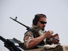 Příslušník české mise v Afghánistánu, foto: www.army.cz