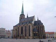 Bartholomäus-Kirche in Pilsen (Foto: Archiv des Tschechischen Rundfunks - Radio Prag)