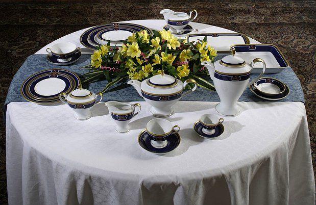 longue assiette a banquet