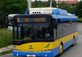 Троллейбус Škoda 26Tr, Фото: Venipln, Открытый источник