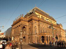 National Theatre in Prague, photo: Khalil Baalbaki