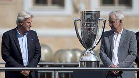 Björn Borg und John McEnroe (Foto: ČTK)