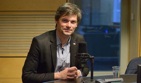 Marek Hilšer, photo: Ondřej Tomšů