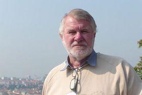 Яромир Штетина, фото: Ноеми Голекова, Чешское Радио