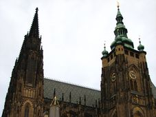 St. Vitus Cathedral, photo: Kristýna Maková