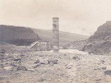 V září 1916 se protrhla hráz přehrady Desná v Jizerských horách, foto: public domain