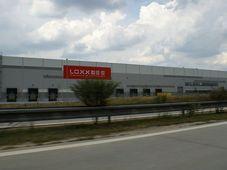 Logistikpark bei Bor (Foto: Archiv CTP)