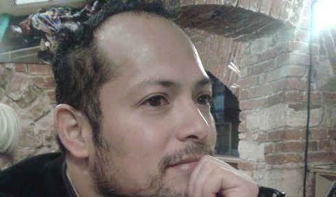 David Zamorano, foto: Ana Briceño