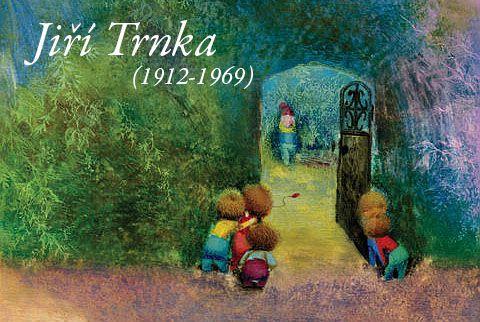 Fuente: Zahrada, Jiří Trnka