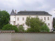 Château de Slatiňany
