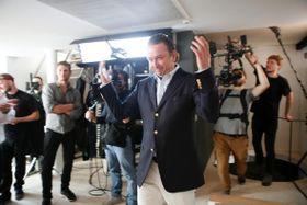 """""""Präsident Blaník"""" (Foto: Marek Novotný, Negativ)"""