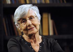 Ruth Bondyová, foto: ČTK