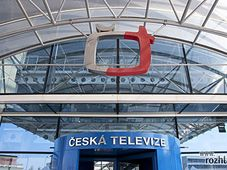 Czech Television, photo: Tomáš Adamec / Czech Radio