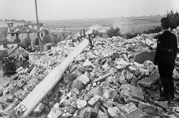 Le 10 juin 1942, les nazis détruisaient le village de Lidice, photo: ČT24