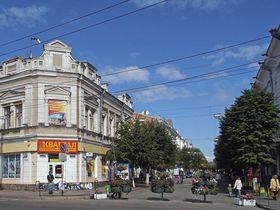 Житомир сегодня, фото: Борис Мавлютов CC BY-SA 3.0, открытый источник