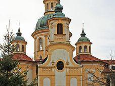 Iglesia de la Virgen María Victoriosa, Praga, foto: Matěj Baťha, CC BY-SA 3.0 Unported