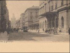 Гибернская улица в 1901 году, Фото: Открытый источник
