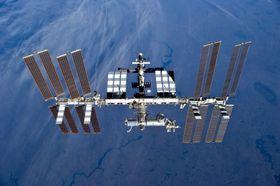 Internationale Raumstation (Foto: NASA, Public Domain)