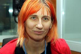 Jana Smiggels Kavková, photo: Jan Sklenář, ČRo