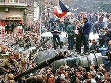 Оккупация Чехословакии в 1968 году (Фото: ЧТ24)