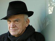 Milan Kundera, photo: ČT24