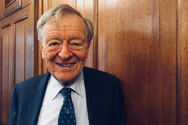 Lord Alfred Dubs, photo: Ian Willoughby