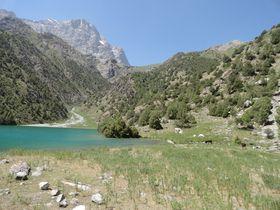 Таджикистан (Фанские горы), фото: Барбора Хакенова