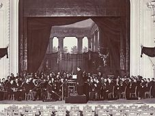 Эдуард Направник в Мариинском театре, Фото: открытый источник