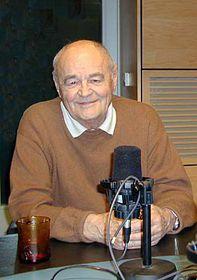 Václav Vorlíček, foto: archivo de la Radiodifusión Checa