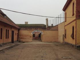 Terezín concentration camp, photo: Gerald Schubert