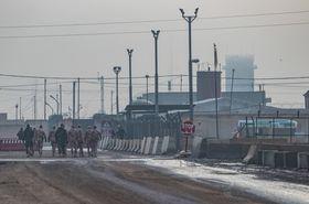 Base militaire d'Al-Taji, Irak, photo: npor. J. K. / Site officiel de l'Armée tchèque