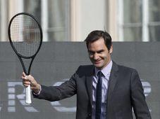 Roger Federer, photo: ČTK