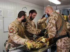 Чешские военнослужащие в Ираке, Фото: архив Армии ЧР