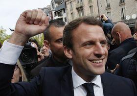 Emmanuel Macron (Foto: ČTK)