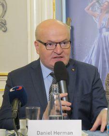 Daniel Herman, foto: Martina Schneibergová