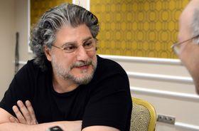 José Cura en entrevista con Freddy Valverde, foto: Eva Turečková
