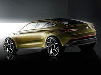 Škoda Vision E, photo: Škoda Auto