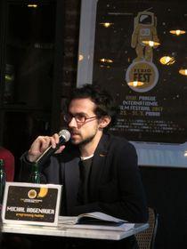 Michal Hogenauer (Foto: Martina Schneibergová)