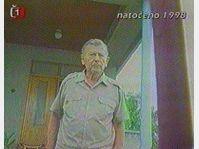 Alois Grebenicek in 1998, photo: CTK