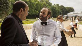 Vincent Macaigne (à droite), photo: Gaumont