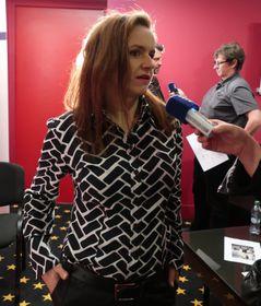 Halka Třešňáková (Foto: Martina Schneibergová)