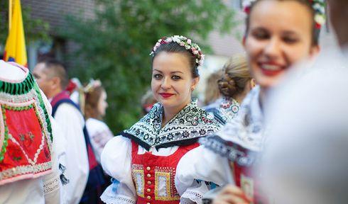 Moravian Day Festival, photo: archive of United Moravian Societies