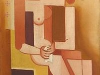 'Foot Bath' by Josef Capek