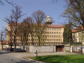 Ruzyně prison, photo: Miloš Turek