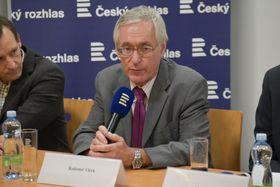 Radomír Vlček (Foto: Ondřej Tomšů)