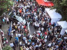 Czech Street Party en 2014, photo: Facebook de I Love Czech Street Party