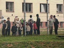 Bělá-Jezová detention centre, photo: Czech Television