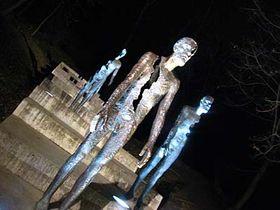 Denkmal für die Opfer des Kommunismus (Foto: Kristýna Maková, Archiv des Tschechischen Rundfunks - Radio Prag)